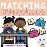 Matching Munchies - Letter Recognition Game