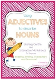 Matching Nouns and Adjectives
