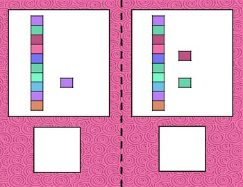 Matching Numbers 10 to 20 -- 2 activities and formative assessment
