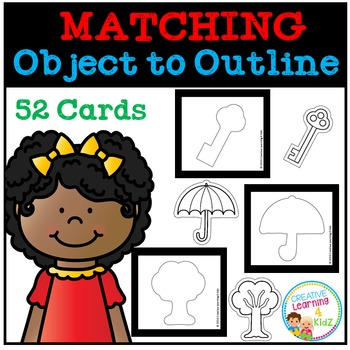 Matching Object to Outline