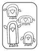 Matching Penguins File Folder Game