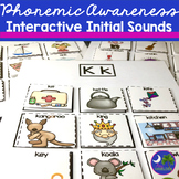 Phonemic Awareness Interactive Initial Sounds