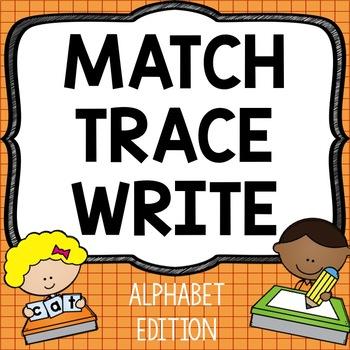 Alphabet Matching Printables