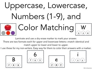 Matching Review--basic concepts