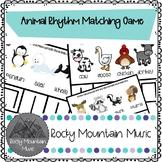 Animal Rhythm Matching Game