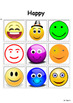 Happy vs Sad Faces Sorting Activity for Special Education