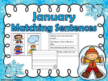 Matching Sentences for JANUARY