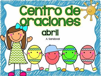 Matching Sentences in Spanish APRIL