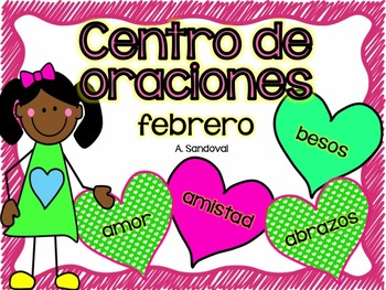 Matching Sentences in Spanish FEBRUARY