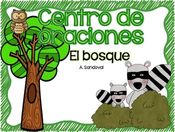 Matching Sentences in Spanish FOREST