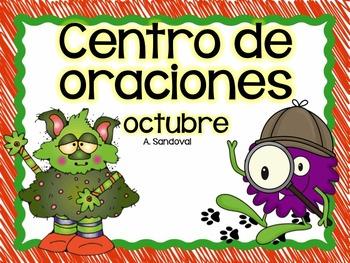 Matching Sentences in Spanish-October