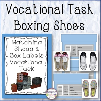 VOCATIONAL TASK Boxing Shoes