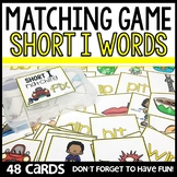 Matching Cards for Short i Sounds
