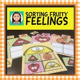 Matching & Sorting: Fruity Feelings