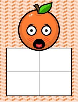 Matching & Sorting: Fruity Feelings