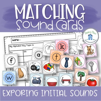 Phonics - Matching Sounds to Letters