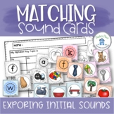 Phonics Matching Sounds to Letters