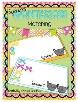 Matching System 1 & 2