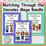 Matching Through the Decades Mega Bundle