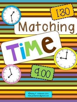 Matching Time!