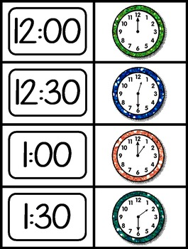 Matching Time Cards