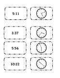 Matching Time Cards (analog to digital)