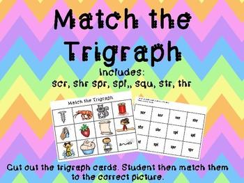 Matching Trigraphs