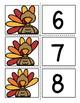 Matching Turkey Game Freebie!!!