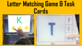 Matching Uppercase & Lowercase Letters