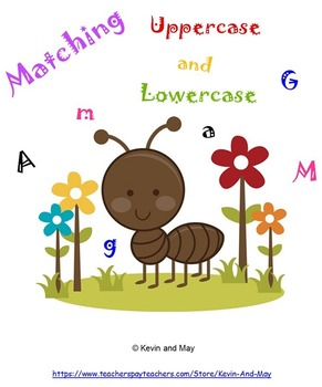 Matching Uppercase and Lowercase