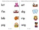 Matching Words to Pictures Short Vowels: CVC Blends Digraphs FLSZ Glued Sounds