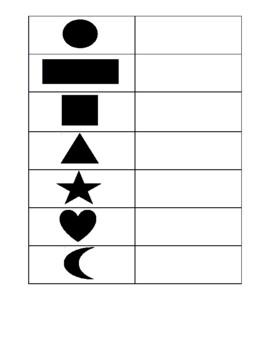 Matching Worksheets