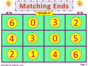 """Early Numeracy """"Hands-On"""" Games With Dominoes: Concrete Learning"""