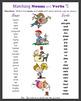 Matching and Identifying Nouns