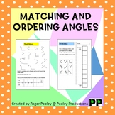 Matching and Ordering Angles