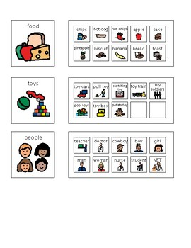 Matching sorting objects