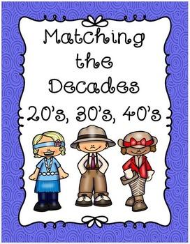 Matching the Decades Bundle #2