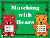 Matching with Colored Bears (Mats)