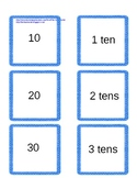 Matching with Tens - Memory or Go  Fish!