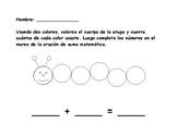 Matemáticas con La Oruga/Caterpillar Math
