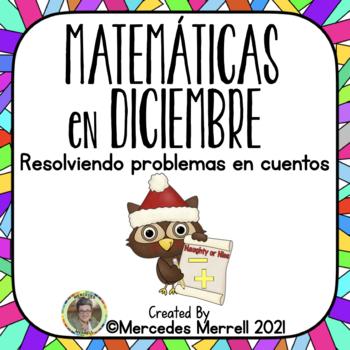 Matemáticas en Diciembre: Resolviendo Problemas en Cuentos