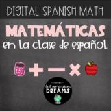Matemáticas en la clase de español - Distance Learning Spa