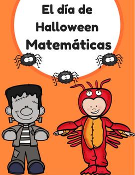Matemáticas para el día de Halloween (Halloween Math in Spanish)