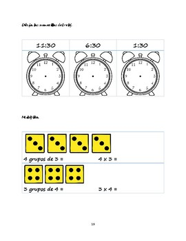 Matemáticas para mí Nivel C