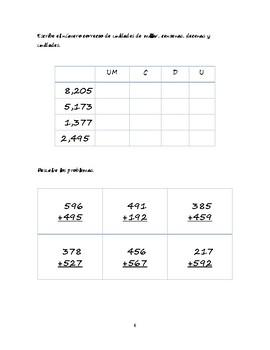 Matemáticas para mi Nivel D