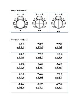 Matemáticas para mi Nivel E