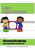 Matematikk: Lage regnestykker - GRATIS
