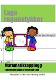 Matematikk: Lage regnestykker med gitt svar