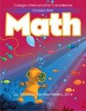 Matemática de Octavo Versión 2015