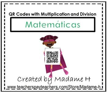 Los Números : Multiplication and Division